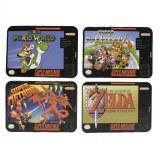 Super Nintendo Cartridge 4-Piece Coaster Set