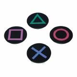 PlayStation Metal Coasters 4 Pack