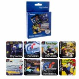 Playstation Game Coaster 4-Piece Set