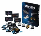Star Trek Starships Fig Set #8 Shuttle Set 6
