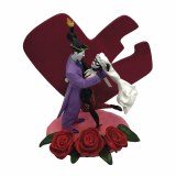 DC Heroes Joker and Harley Quinn Wedding Cake Style Statue