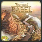 7 Wonders Babel Expansion Game