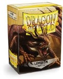 Dragon Shield Umber Matte Protective Sleeves 100ct
