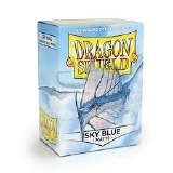Dragon Shield Matte Sky Blue Sleeves 100 ct