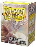 Dragon Shield White Matte Non Glare Protective Sleeves 100ct