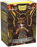 Dragon Shield Queen Ahtromark Matte 100ct Sleeves