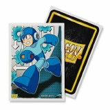 Dragon Shield Mega Man Art 100 Ct Box