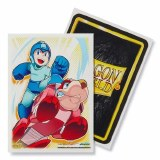 Dragon Shield Mega Man and Rush 100 count Sleeves