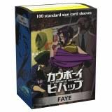 Cowboy Bebop - Faye Standard Size Card Sleeves