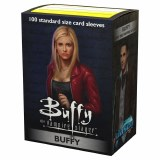 Dragon Shield 100ct Sleeves Box Buffy the Vampire Slayer Buffy