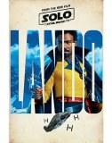 Star Wars Solo Movie Lando Teaser Poster