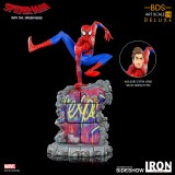 Spider-Man Into the Spider-Verse Peter B Parker 1/10 Scale Statue
