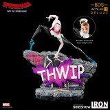 Spider-Man Into the Spider-Verse Gwen Stacy 1/10 Scale Statue