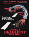 America's Deadliest Home Video DVD