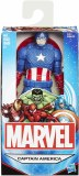 Marvel Basic 6 In Captain America Action Figure