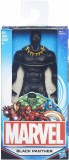 Marvel Basic 6 In Black Panther Action Figure