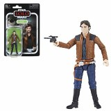 Star Wars Solo Han Solo Vintage Carded 3 3/4 In AF