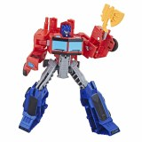 Transformers Cyberverse Energon Axe Attack Optimus Prime AF