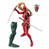 Marvel Legends Deadpool S2 Lady Deadpool AF