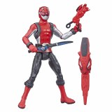 Power Rangers Beast Morphers Red Ranger 6 In AF