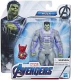 Avengers Endgame Hulk w/ Nano Gauntlet 6 In AF