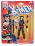 Marvel Legends X-Men Retro Wolverine Patch Action Figure