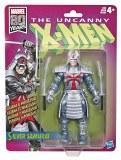 Marvel Legends X-Men Retro Silver Samurai Action Figure