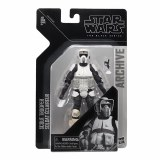 Star Wars Black Archive Biker Scout 6 In Action Figure