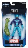 Marvel Legends Avengers Rock Python AF