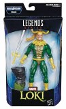 Marvel Legends Avengers Loki Comics Version AF
