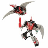TransFormers Generations Select Deluxe Dinobot Red Swoop AF
