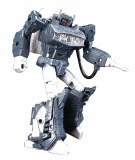 TransFormers Generations Select Deluxe Leader Shockwave Action Figure