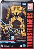 Transformers Studio Series Voyager Class Constructicon Scrapper Action Figure
