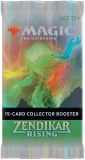 Magic the Gathering Trading Card Game Zendikar Rising Collector Booster Pack