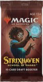 Magic The Gathering Strixhaven School of Mages Draft Booster