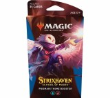 Magic the Gathering Strixhaven Theme Boosters Blue Red