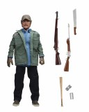 Jaws Quint Shark Battle 8 In Cloth Action Figure