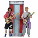 Bill and Teds Excellent Adventure 8 Inch Wild Stallyns AF 2 Pk