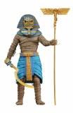 Iron Maiden Powerslave Pharaoh Eddie 8 In Retro Cloth Action Figure