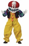 It 1990 Pennywise 8 In Cloth Action Figure