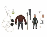 Puppet Master Ultimate Tunneler/Pinhead Action Figure 2 Pack