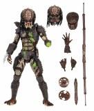 Predator 2 Ultimate Battle Damaged City Hunter Predator 7 In Action Figure