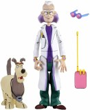 Back to the Future Animated Doc Brown/Einstein Action Figure Set