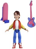Back to the Future Animated Marty McFly Action Figure