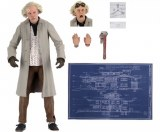 Back to the Future Ultimate Doc Brown Action Figure