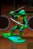 Teenage Mutant Ninja Turtles Turtles in Time Leonardo Action Figure