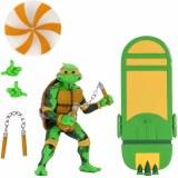 Teenage Mutant Ninja Turtles Turtles in Time Michelangelo Action Figure