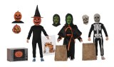 Halloween III Season of the Witch Action Figure 3 Pack