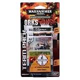 Dicemasters Warhammer 40K Orks- Waagh