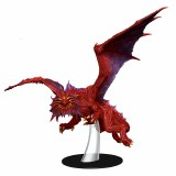 Dungeons and Dragons Icons of the Realms Guildmasters' Guide to Ravnica Niv-Mizzet Red Dragon Premium Figure